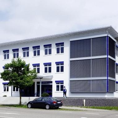 Bürogebäude in Ellwangen
