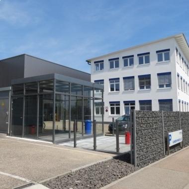 Büro und Montagehalle Ellwangen