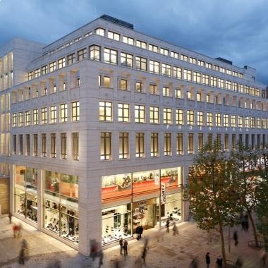 Hauptsitz von Horváth & Partners in Stuttgart - Königstraße (Phoenixbau)