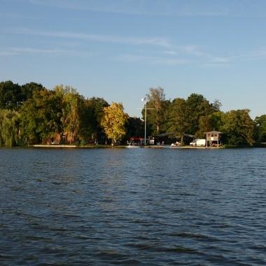 Traumhafte Location für das sepp.med Sommerfest: am Dutzendteich in Nürnberg.
