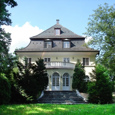 Firmensitz Nürnberg - Die Zentrale der ISO-Gruppe in Nürnberg