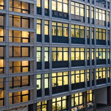Unser Firmensitz zentral im Stuttgarter Westen