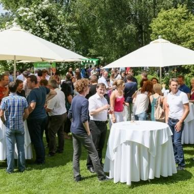 Sommerfest am Burnerhof in Ansfelden