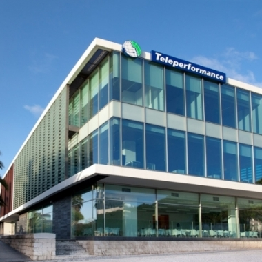 "Teleperformance Portugal - unser Hauptsitz ""Expo Oceanário"" in Lissabon"