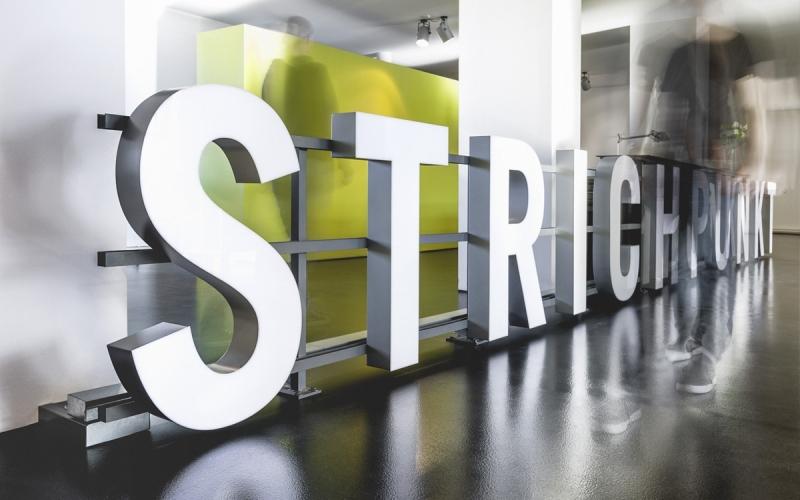 Strichpunkt Agentur für visuelle Kommunikation GmbH
