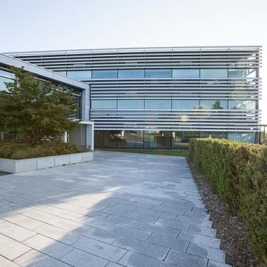 Alphabet Firmensitz in Dielsdorf