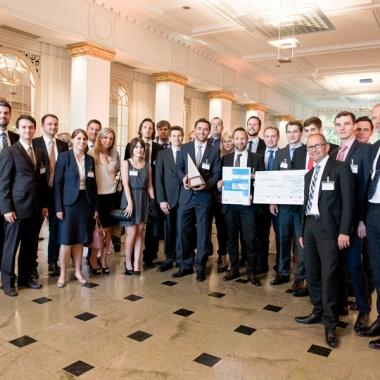 ameria gewinnt den High-Tech Award CyberOne 2014