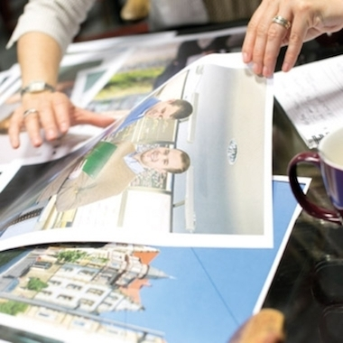Unsere Mitarbeiter sind kommunikationsstark, offen für neue Ideen und teamorientiert.