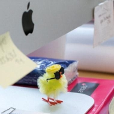 Wir suchen Kollegen, die unsere Freude an der Agenturarbeit teilen und Freiheit und Kreativität mit Verantwortung assoziieren.