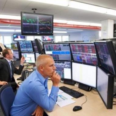 Energy Trading Floor