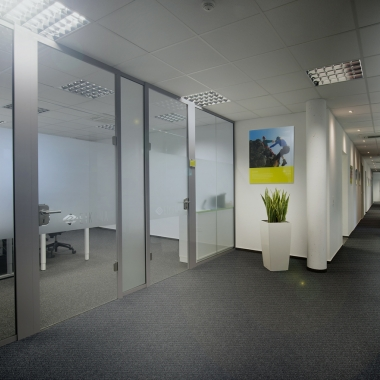 Unsere Büroräume.