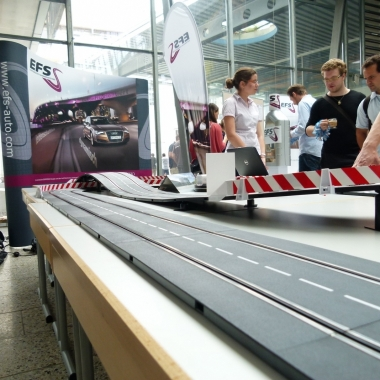 EFS beim Carrera-Event der TH Ingolstadt