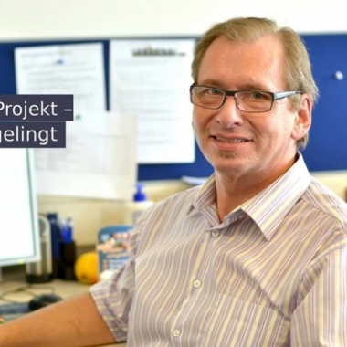 Success Story mit IVM Mitarbeiter Andreas L. unter http://www.ivm.at/ivm-success-stories