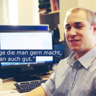 Success Story mit IVM Mitarbeiter Christian O. unter http://www.ivm.at/ivm-success-stories