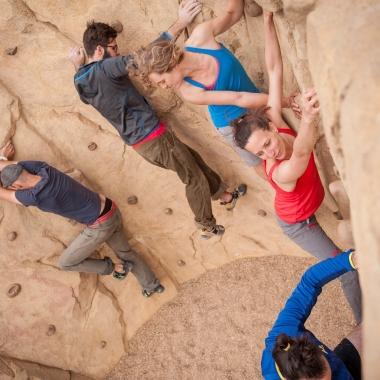 Sportprogramm Bouldern- Kletterpark