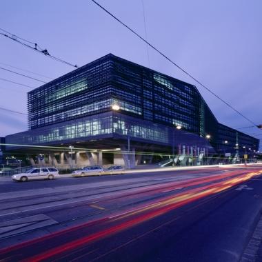 Das T-Center am Rennweg im 3. Wiener Bezirk.