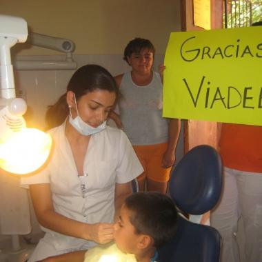 Wir unterstützen seit einigen Jahren den Verein Ko'embota in Paraguay.