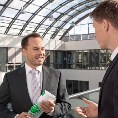 Im Gespräch bleiben: Die AOK ist ein verlässlicher Partner für Versicherte, Leistungserbringer und Politik