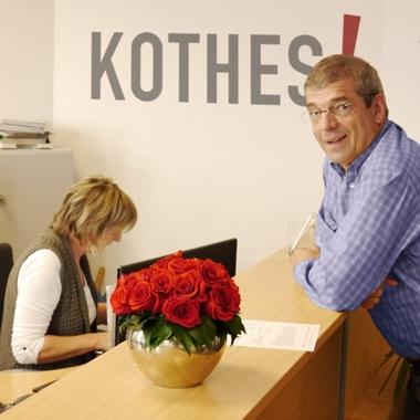 Willkommen bei Kothes!
