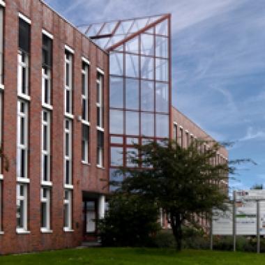 Unser Hauptsitz in Kempen (außen)