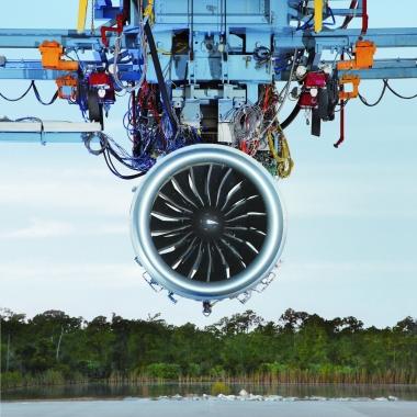 Triebwerke sind High-Tech-Produkte. Wir beherrschen ihre Technologie aus dem Effeff.