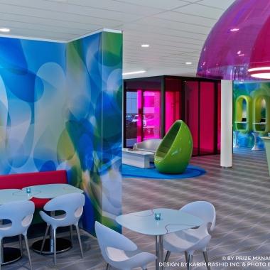 Lobby prizeotel Hamburg-City