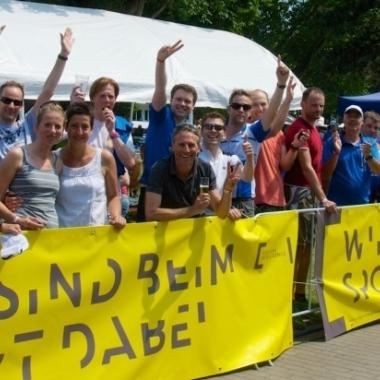 Wir sind beim Sport dabei - Bonn Triathlon!