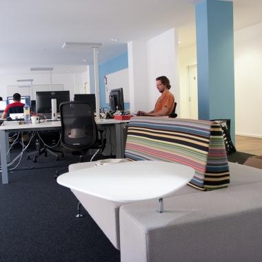 Unser Büro in der Rheinstraße in Mainz