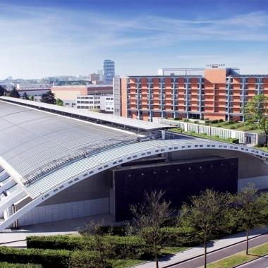 Design Center Linz Außenansicht