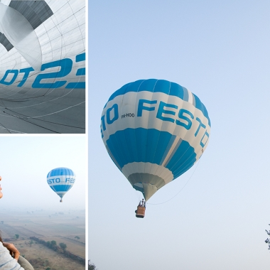 Faszination Ballooning