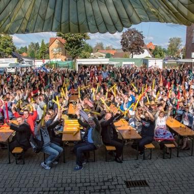 Wir machen das gemeinsam - Mitarbeiterfest zum 50-jährigen Jubiläum