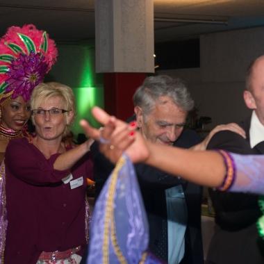 """infoteam Sommerfest 2014: Passend zur WM feierten wir eine """"Festa Brasileiro""""."""
