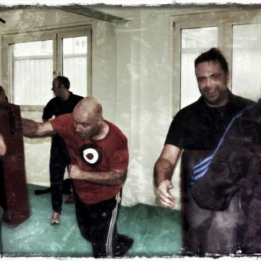 Krav Maga-Training