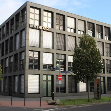 Unser neues Gebäude seit Juli 2014