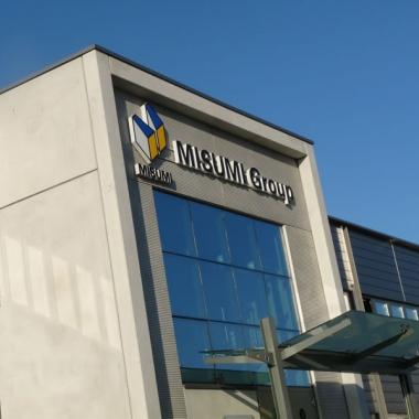 MISUMI-Logistikcenter Europa