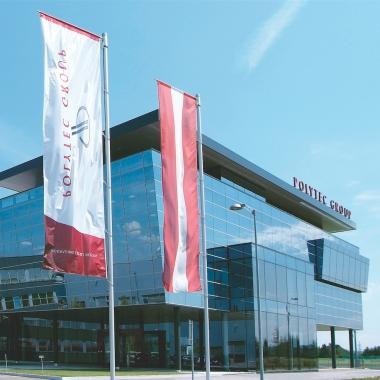 POLYTEC Headquarters in Hörsching/Austria