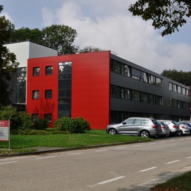Neubau des Projektträgers Jülich im Forschungszentrum Jülich