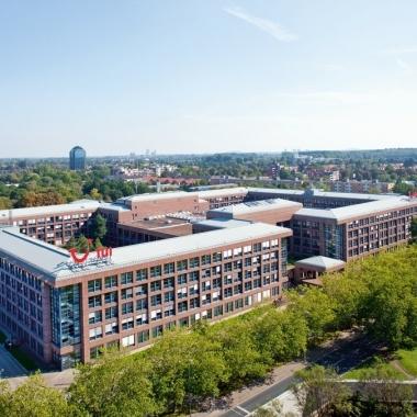 TUI InfoTec Firmengebäude in Hannover