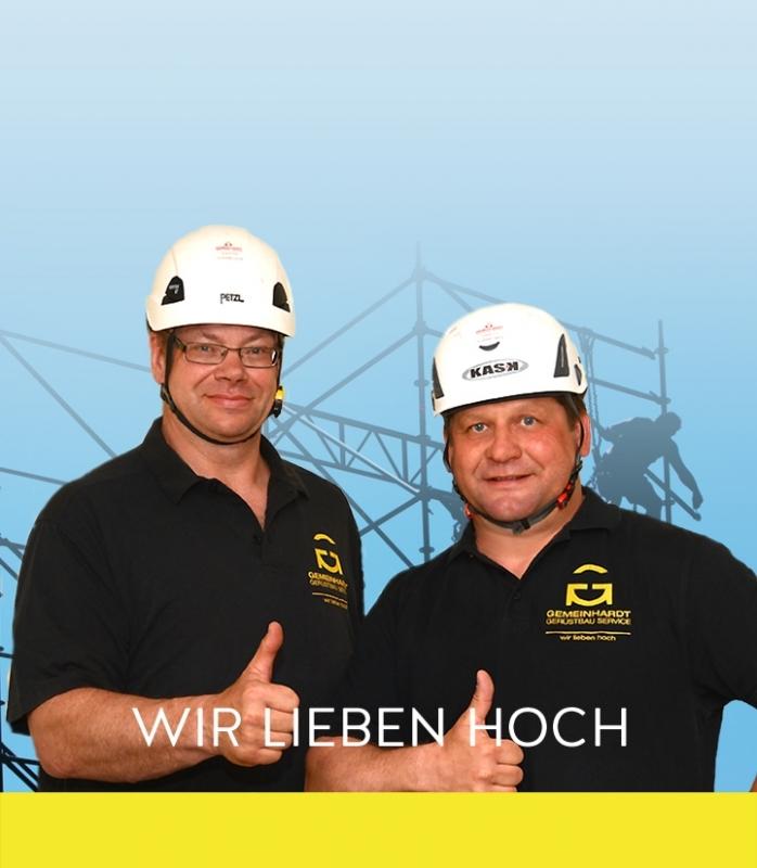 Gemeinhardt Gerüstbau Service GmbH