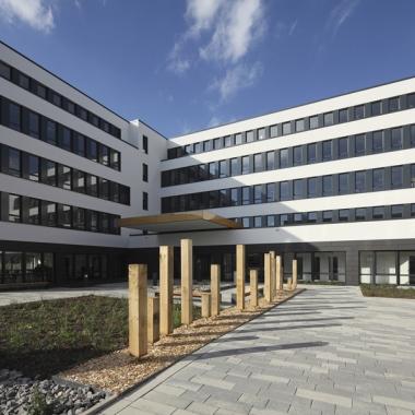 Die adesso-Unternehmenszentrale in Dortmund