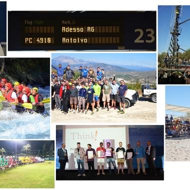 Seminarfahrt 2013 in die Türkei
