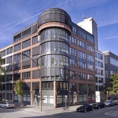 Weltweite Hauptniederlassung in Berlin