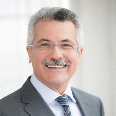 Rudolf Geyer, Sprecher der Geschäftsführung