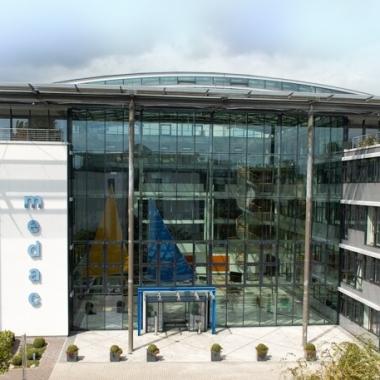 Verwaltungsgebäude Wedel
