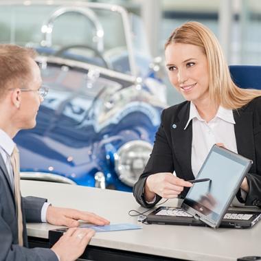Eine umfangreiche Produktpalette bietet unserem Außendienst hervorragende Möglichkeiten für die bedarfsgerechte Kundenbetreuung.