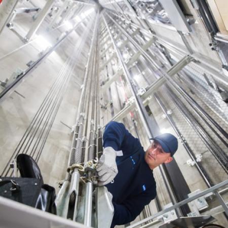 KONE GmbH - Aufzüge, Rolltreppen und Automatiktüren