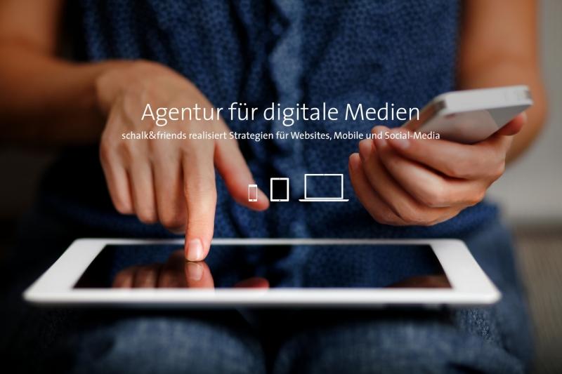 schalk&friends - Agentur für digitale Lösungen