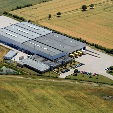 Am Abena-Standort in Zörbig werden täglich mehr als 3500 Pakete für Kunden in ganz Deutschland umgeschlagen.