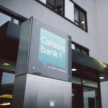 Consorsbank Haupteingang