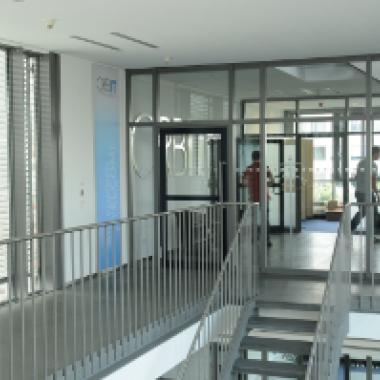 Der Eingangsbereich